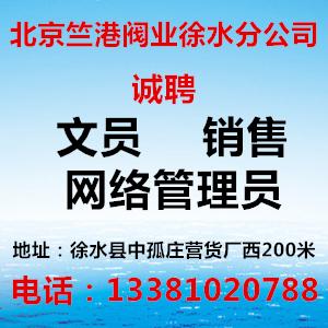 北京竺港阀业有限公司保定分公司标志