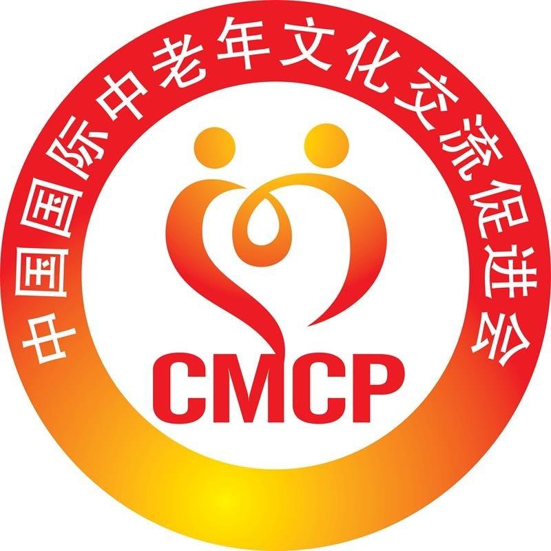 北京华夏枫叶红文化传媒中心标志