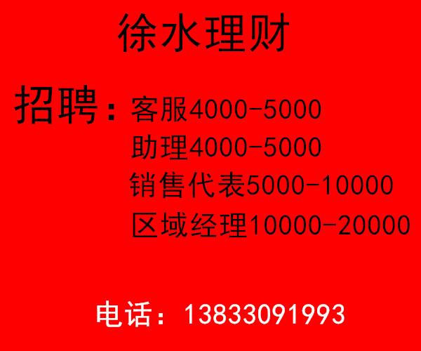 徐水理财公司公司环境展示
